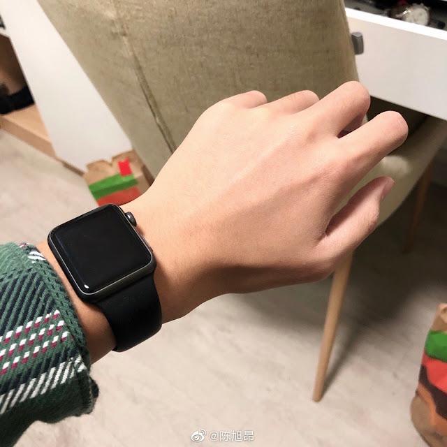 Smartwatch Mi Watch Wear OS