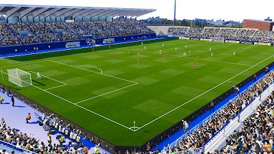 PES 2020 Stadiums Municipal De Butarque