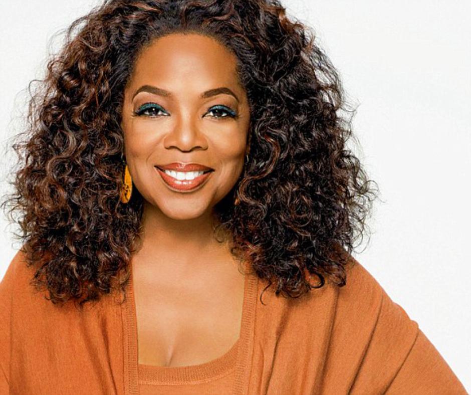 Oprah: Success Story: Oprah Winfrey