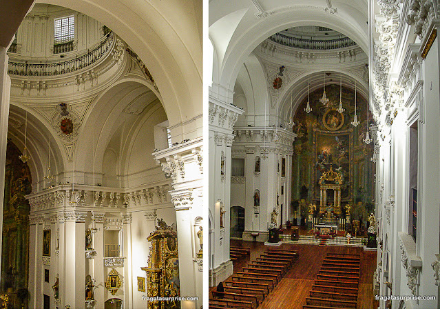 Igreja dos Jesuítas (San Ildefonso), Toledo, Espanha