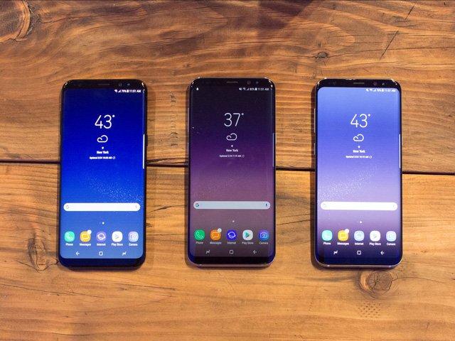 samsung galaxy s8 plus va iphone 7 plus