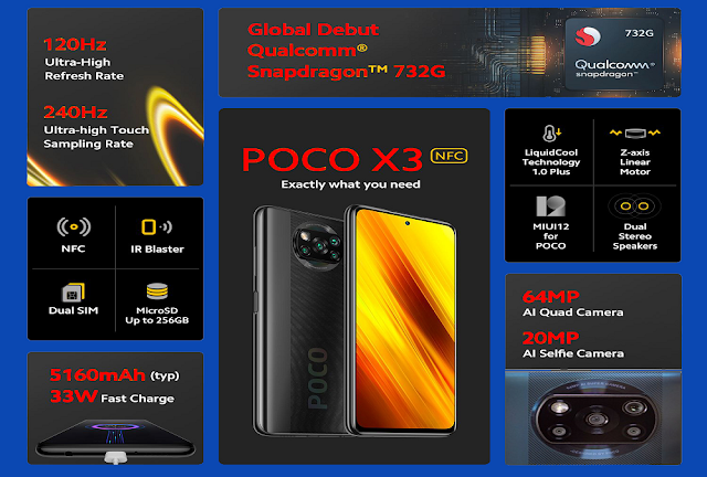 Poco X3 NFC Set to Launch on September 7: All Details