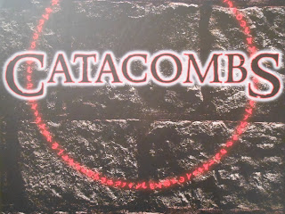 Catacombs first edition box art