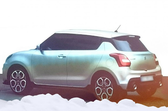 2017 Maruti Suzuki Swift premium car