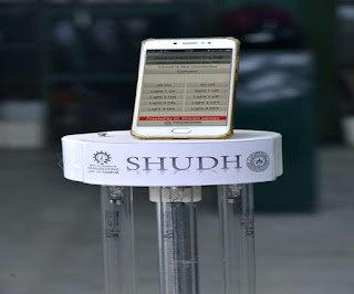 'SHUDH' UV Sanitizing Device— IIT Kanpur