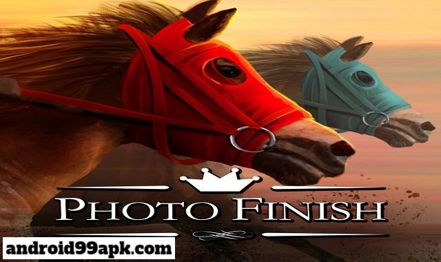 لعبة Photo Finish Horse Racing v90.0 مهكرة (بحجم 66 MB) للأندرويد