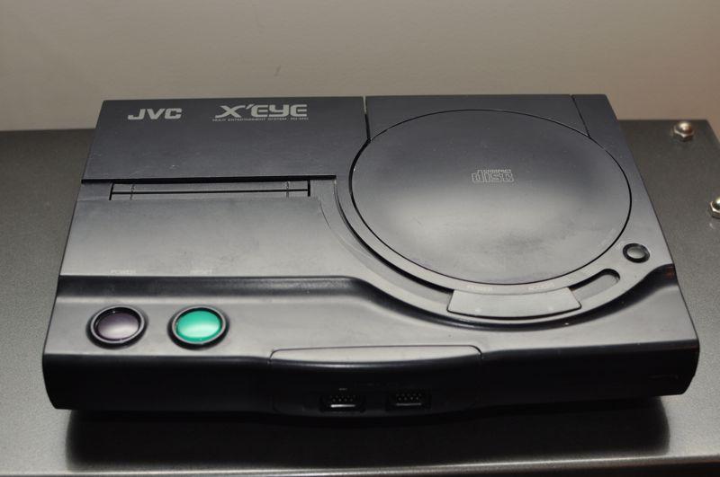 Retro Treasures Jvc X Eye
