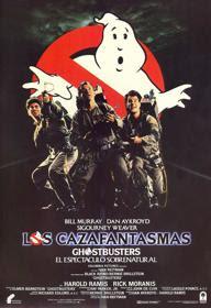 Los Cazafantasmas – DVDRIP LATINO