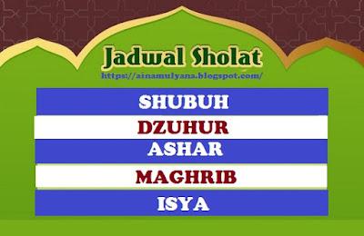 mari kita simak klarifikasi singkat wacana pengertian shalat berikut ini JADWAL SHOLAT HARI INI (JADWAL SHOLAT SEKARANG)