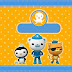 Octonauts: Free Printable Candy Bar Labels.