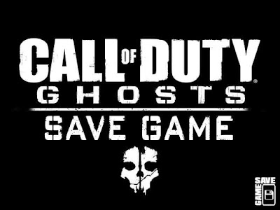cod ghosts save game pc