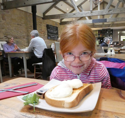 Breakfast at The Parlour, Blagdon - A Review