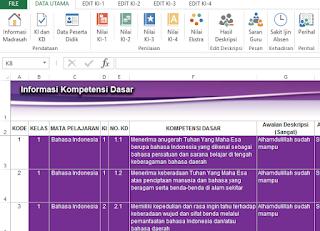 Sistem Informasi Penilaian Kurikulum 2013 Revisi Baru Dilengkapi Panduan