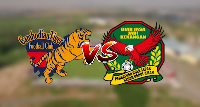 Live Streaming Angkor Tiger FC vs Kedah Piala Smart RSN 12.1.2020