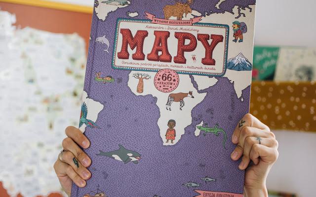 Edukacyjne książki dla dzieci (i dorosłych) - część 1: historia, geografia, podróże - CZYTAJ DALEJ