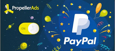 propeller payout via paypal