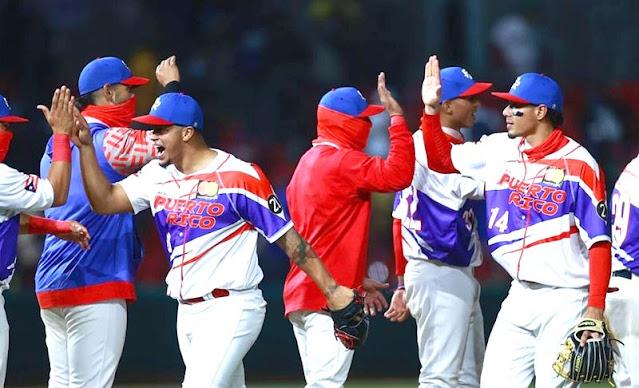 PUERTO RICO DEJÓ EN EL CAMINO A MÉXICO Y VA A LA FINAL