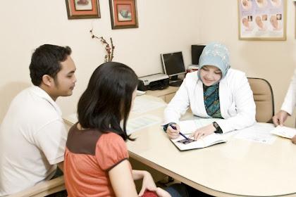 Contoh Kalimat Bahasa Arab yang Sering Digunakan di Rumah Sakit Bertemu dengan Dokter dan Artinya