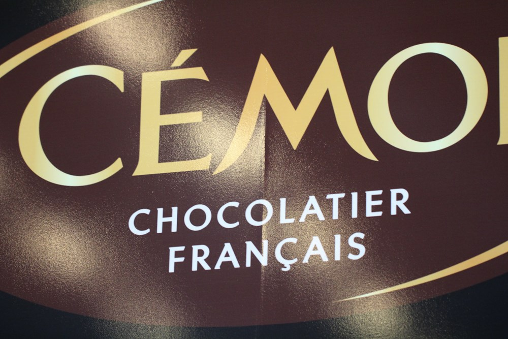 Salon du chocolat 2017 à Paris (pas à pas en photos)