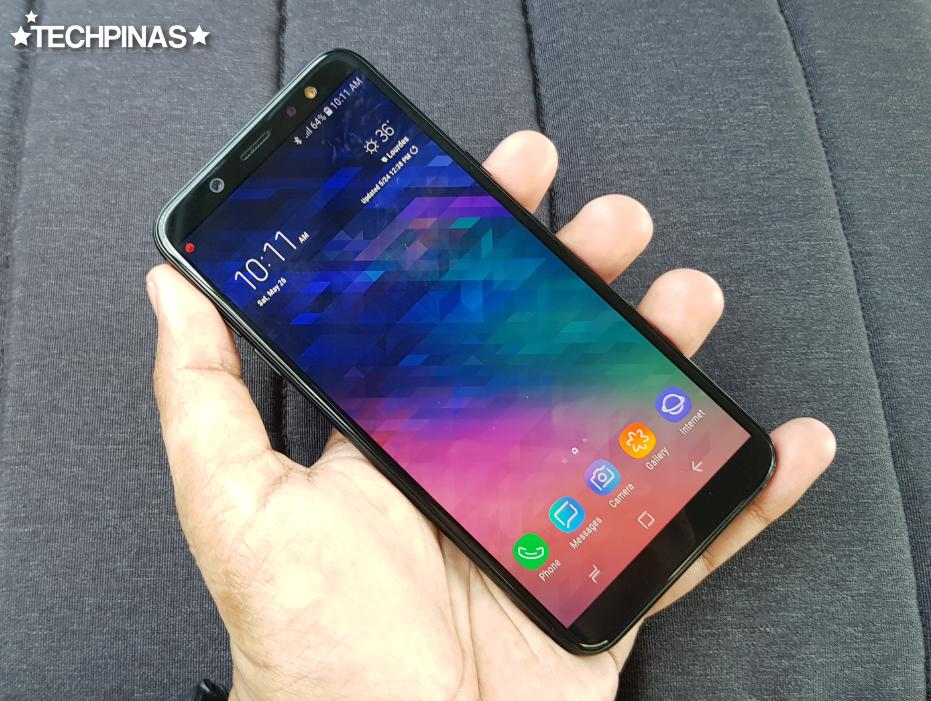 Samsung Galaxy A6 Philippines