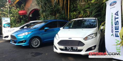 Tetap Adem, Ford Fiesta EcoBoost Dilengkapi Sensor Matahari