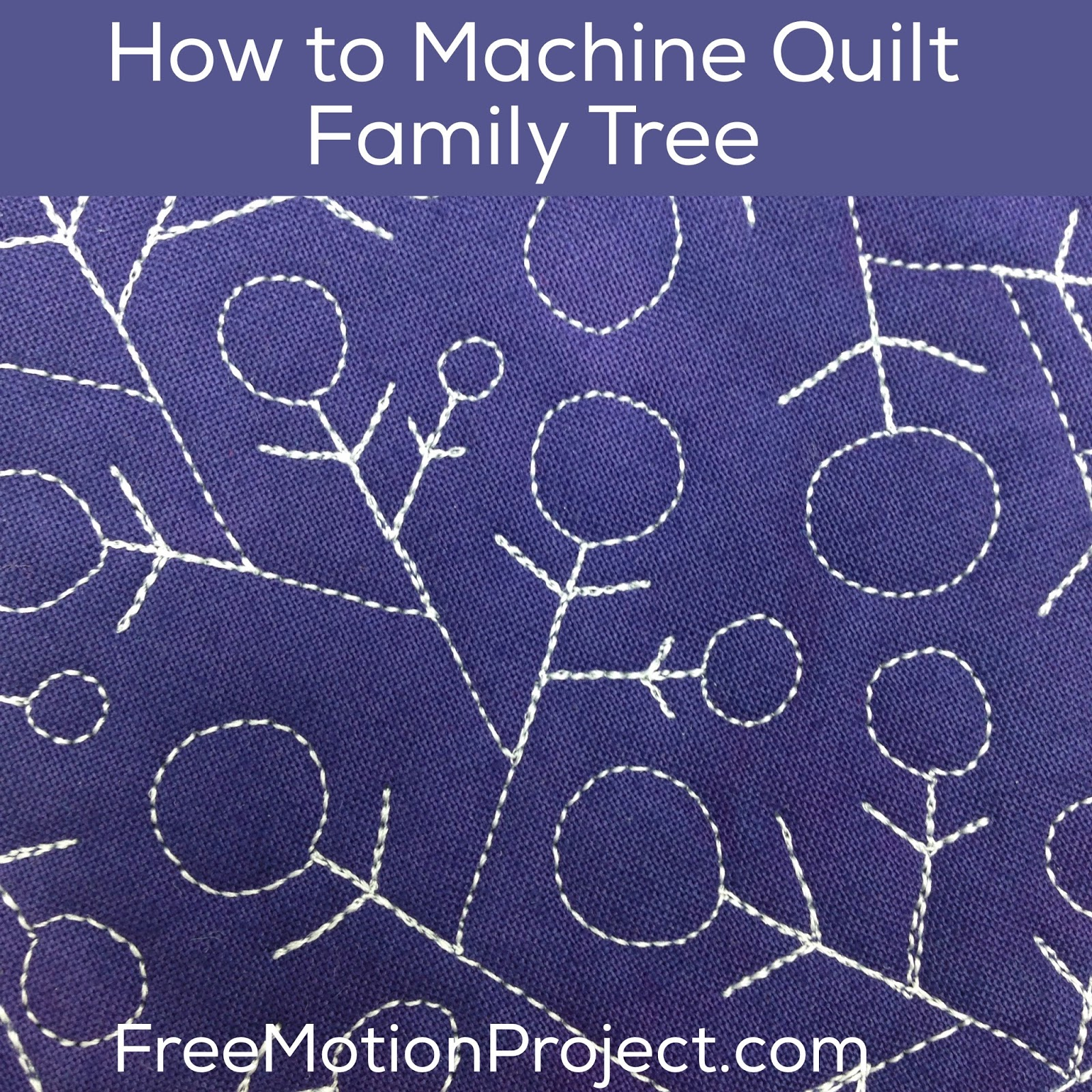 free motion quilting templates - the free motion quilting project machine quilt family