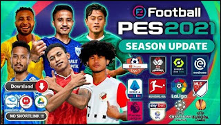 Download FTS MOD PES 2021 Update Jersey And Transfer Piala Menpora & Shopee Liga 1 Indonesia