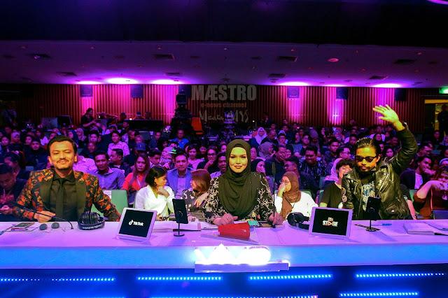 KONSERT BIG STAGE 2018 - MINGGU PERTAMA - maestromediamy