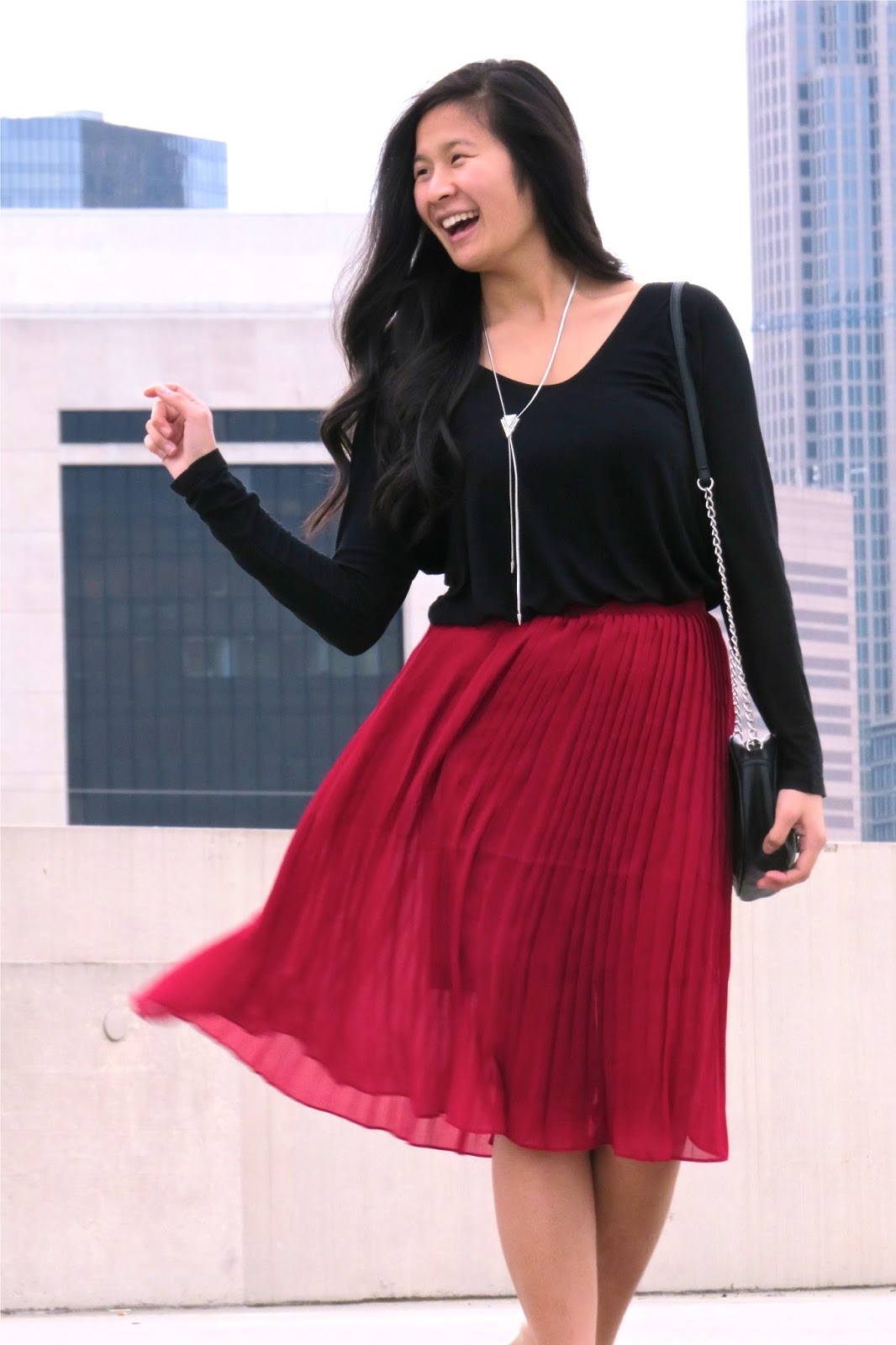 red_and_black_outfit