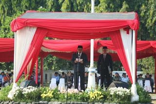 Walikota Cirebon,Cibta Kasih Tumbuhkan Persatuan Dan Kesatuan Bangsa