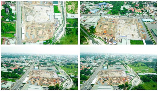 Dự án Astral City Thuận An Bình Dương 9