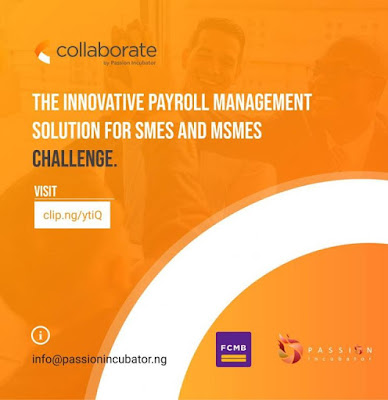 Apply for the FCMB payroll solution challenge for MSMEs