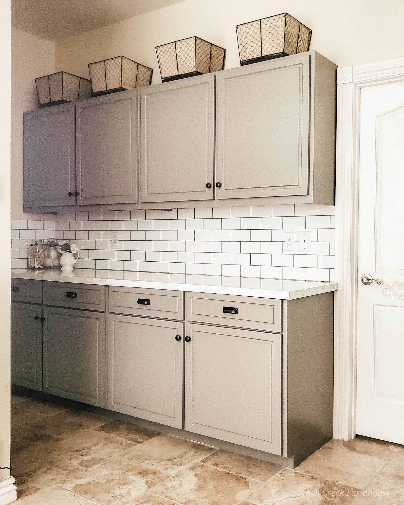 See how we transformed our mudroom in only 8 weeks
