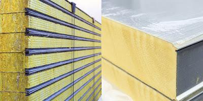 Comparativa paneles sandwich aluminio