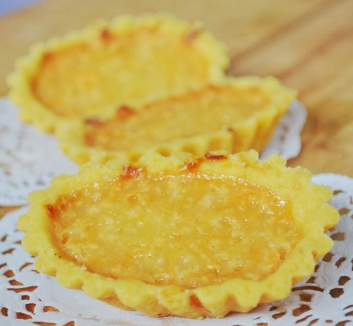 Resep Emak Resep Pie Susu Keju