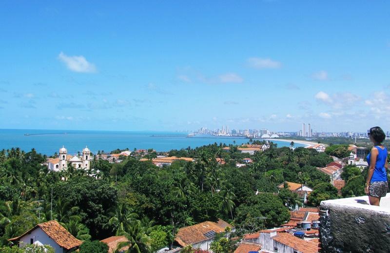 Recife e Olinda, roteiro de 1 dia