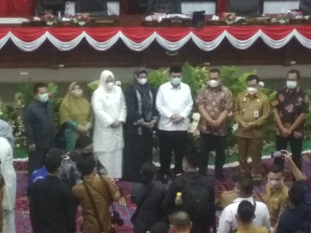 DPRD Provinsi Kepri Usulkan Pengesahan Pengangkatan Cagub dan Cawagub Kepri Terpilih