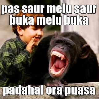 Gambar Meme Kata2 Saur Lucu Bahasa Jawa