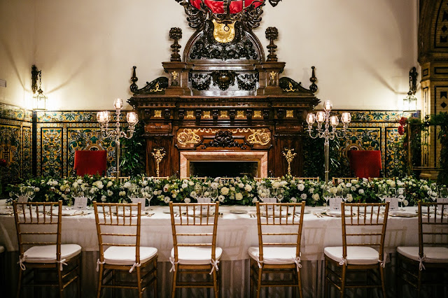 alfonso XIII hotel sevilla boda original lujo zankyou