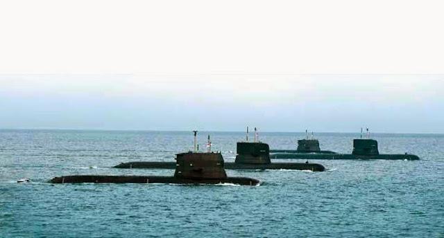 SUBMARINOS ---: Singapur: Orgulloso de su escuadrón de submarinos