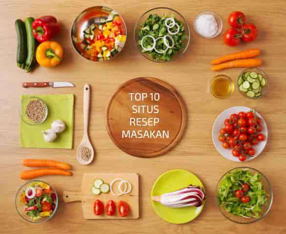 situs resep masakan rumahan bahasa indonesia