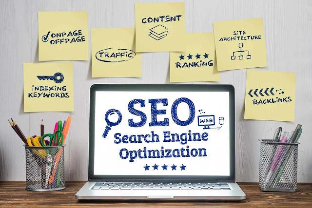 search engine optimization atau optimasi mesin pencari