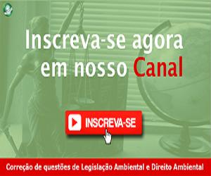 Canal Youtube Direito Ambiental em questão