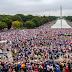 Miles de personas se reúnen para Orar por Estados unidos
