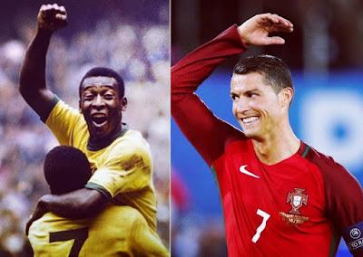 Serie A: Cristiano Ronaldo Set To Break Pele's Record