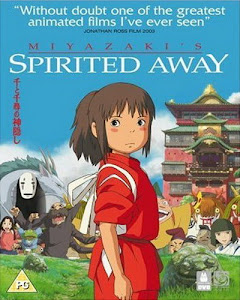 Poster Of Hollywood Film Spirited Away (2001) In 300MB Compressed Size PC Movie Free Download At worldfree4u.com