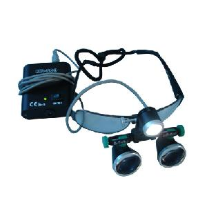 A Dental Perspective The Dental Loupe Light World Is My