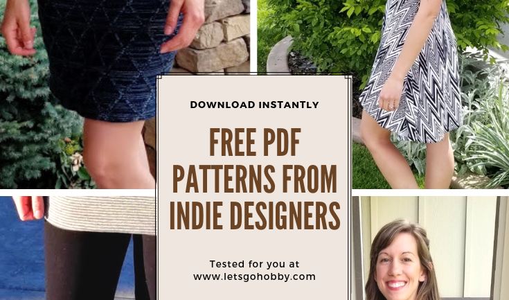 Free PDF Sewing Patterns