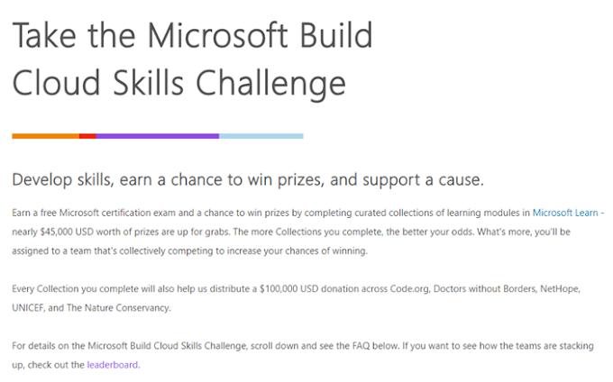Obtener un voucher gratis para una certificación Microsoft