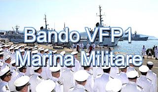 adessolavoro - Marina Militare arruola VFP1